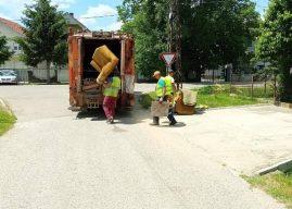 Уклоњено више од 150 тона кабастог отпада из Подунавља