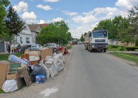 За викенд акција одношења кабастог отпада из Подунавља